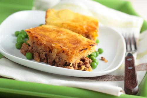 italian beef pie