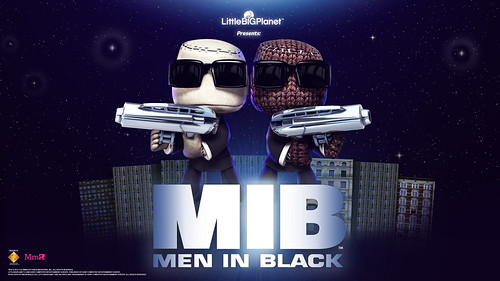 Men in Black Wallpaper