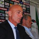 Calcio, Palermo: Sannino glissa sul mercato