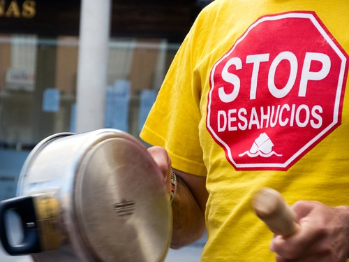 Cacerolada #noalrescate