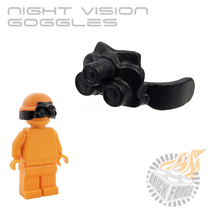 Night Vision Goggles - Black