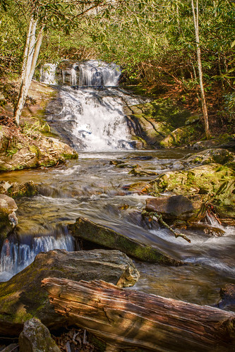 waterfall unitedstates northcarolina smithbridge