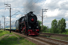 Steam Locomotive L-3055