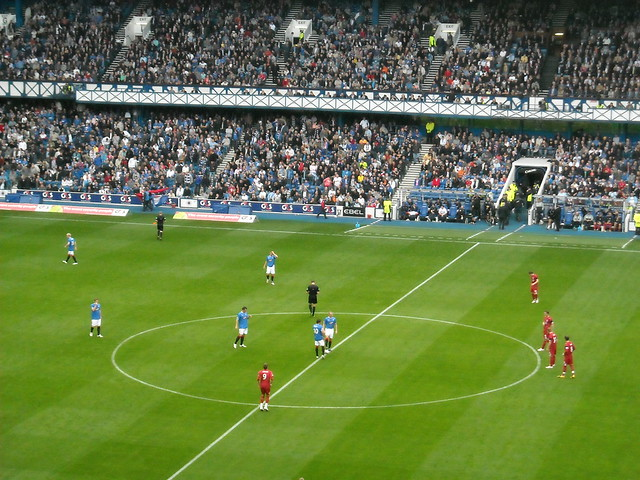 Rangers v Aberdeen - Kick-off Sep 2009