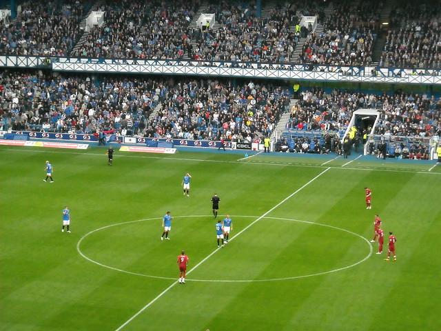 Rangers v Aberdeen - Kick-off Sep 2009