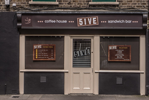 5IVE ... COFFEE HOUSE ... SANDWICH BAR by infomatique