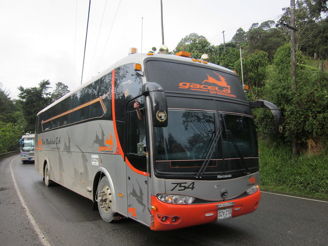 FLOTA MAGDALENA 754.FOTO:FERNANDO BERMUDEZ