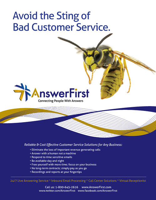 Avoid the Sting of Bad Customer Service