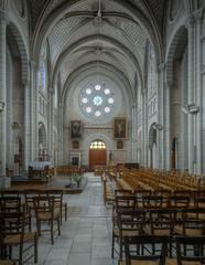 Langeais - Kirche St-Jean-Baptiste