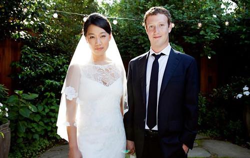 Priscilla Chan dan Mark Zuckerberg menikah