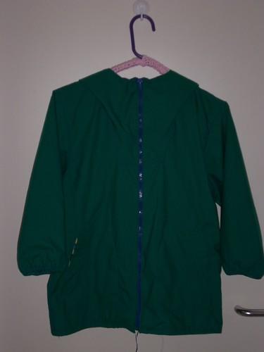 lightweight rain coat by Major_ Moma