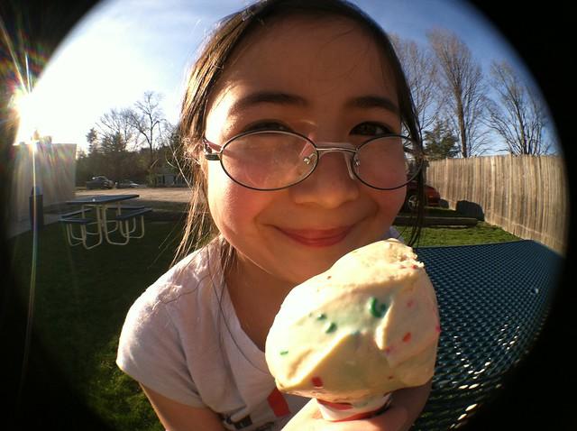 Mommy bytes july 2012 for Fish eye fun