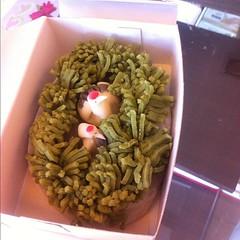 明月堂和菓子:母子鳥(彌月)