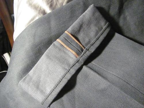 Levi's Calder Selvedge Jeans