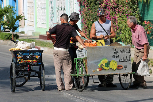 CIENFUEGOS, CUBA, JANUARY 2012