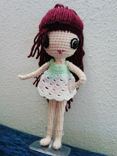 Twiglet the Doll