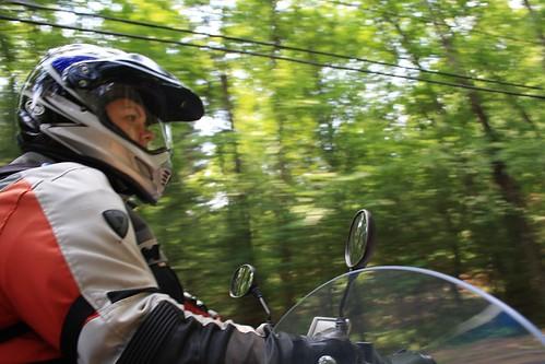 Dachary rides