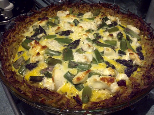 I just love the look of that quiche by bobbie-sue
