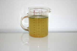 02 - Zutat Gemüsebrühe / Ingredient vegetable stock