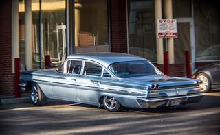 1960 Pontiac Laurentian