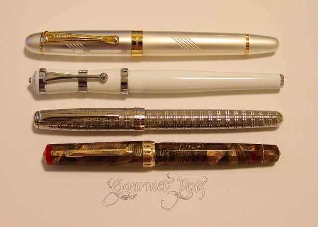 Wahl Eversharp Doric 2nd Gen Compared to Others