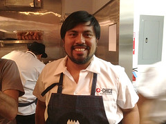 The MAN! Chef Ricardo Zarate