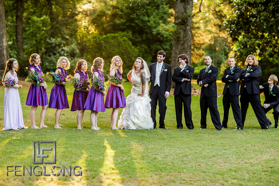 Erin & Joshua's Wedding | Burge Plantation | Atlanta Covington Mansfield Wedding Photographer