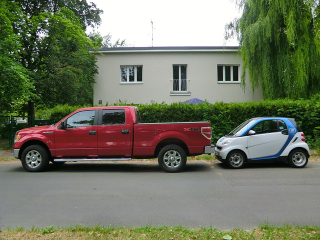Ford vs. Smart