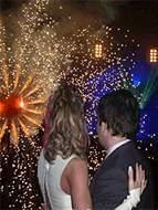 """""""BROCART"""" SRL - Focuri de artificii şi efecte speciale > Наземный фейерверк """"Восходящее солнце"""""""