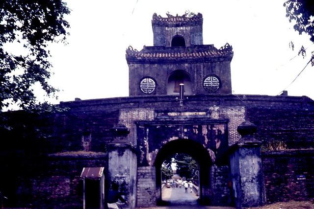 Hue 1966 - City Gate