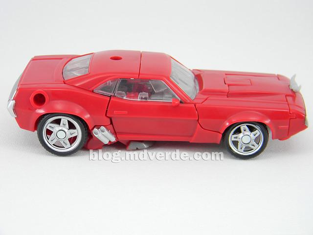 Transformers Cliffjumper Deluxe - Prime RID - modo alterno