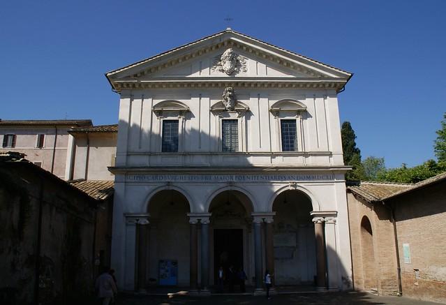 Rom, Via Appia, San Sebastiano fuori le Mura