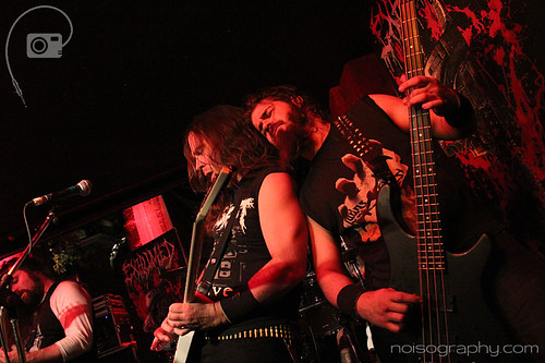 Exhumed - The Seahorse Tavern - May 29th 2012 - 04