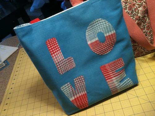 New summer tote bag