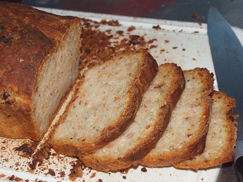 brood droog en kruimelt