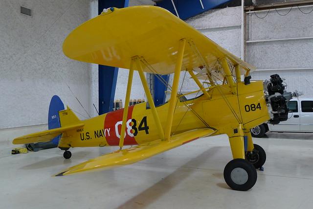 Boeing N2S-3 Kaydet (B75N1)