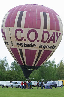 "G-ODAY ""C. O. Day Estate Agents"""