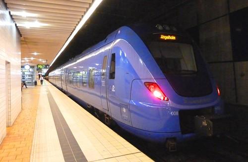 Central Station - Helsingborg SWEDEN