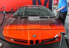 BMW Turbo 1972 red v