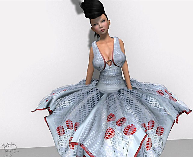 *LpD* - *Spring* Dress (Designed for Modavia)