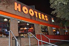Dallas - Outside Hooters