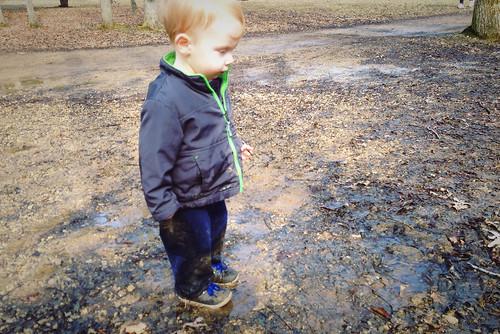 muddy theo