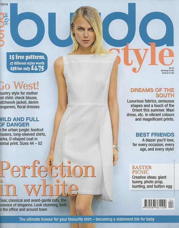 Burda-April-2014 Cover