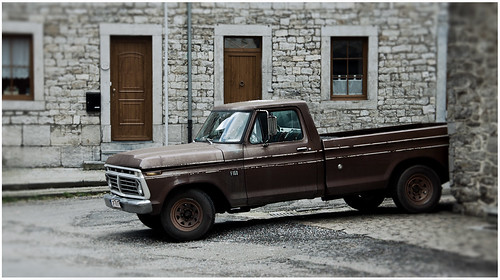 Ford Pickup F150 by glasseyes view