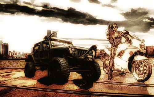 Magnum Force by L1Comics