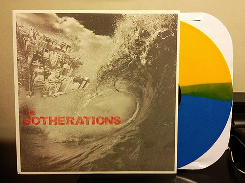 The Botherations - S/T 12""