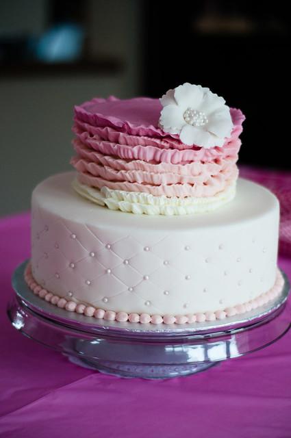 goooorgeous cake