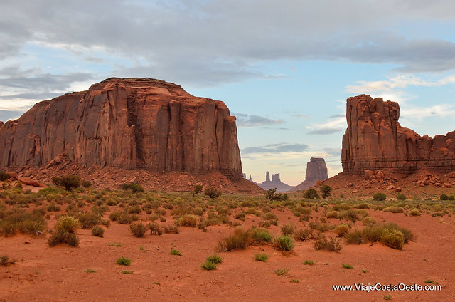 recorrer monument valley