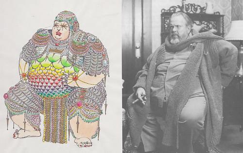 『ホドロフスキーのDUNE』 オーソン・ウェルズ