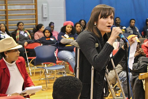 West Side Chicago defends Dvorak Technology Academy